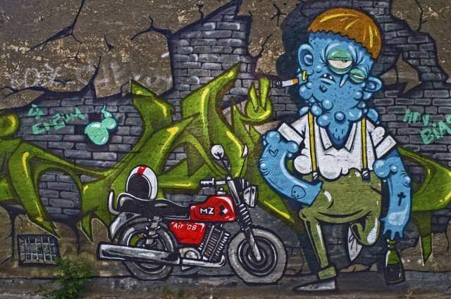 The origin of Graffiti