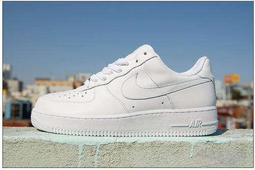 What should I do if the rubber part of the Custom Air Force 1 is Black?