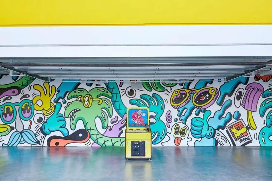 Conversation with Steven Harrington, California Graffiti Artist