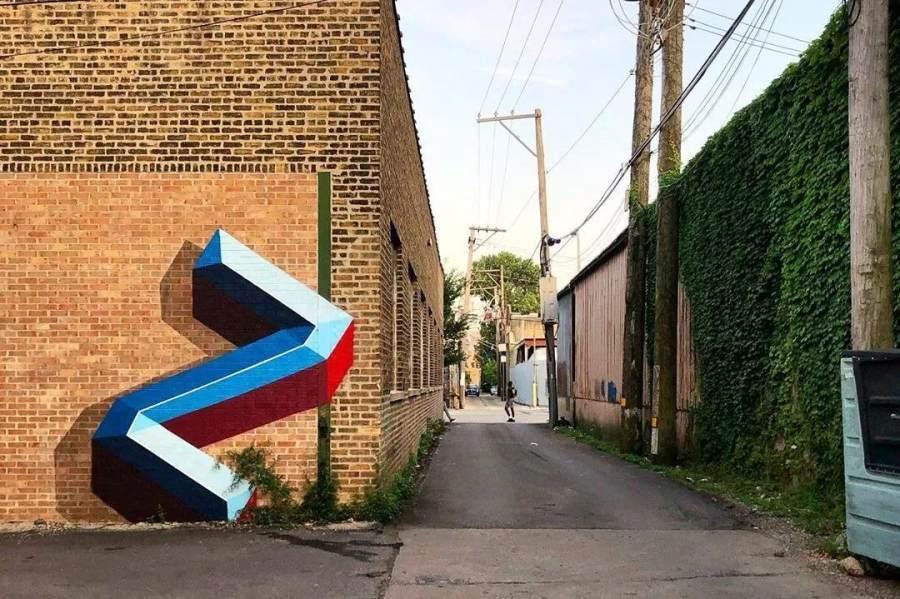 Dialogue with Miss Merlot Chicago Graffiti Artist