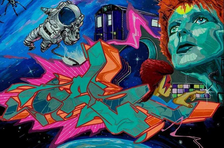 Conversation with CESISM New York Graffiti Artist