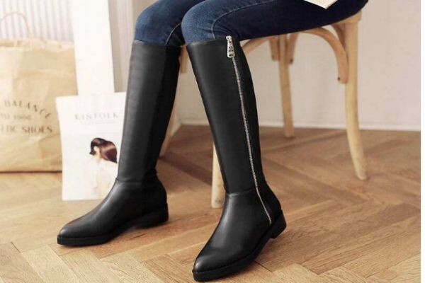 Who wears Boots For