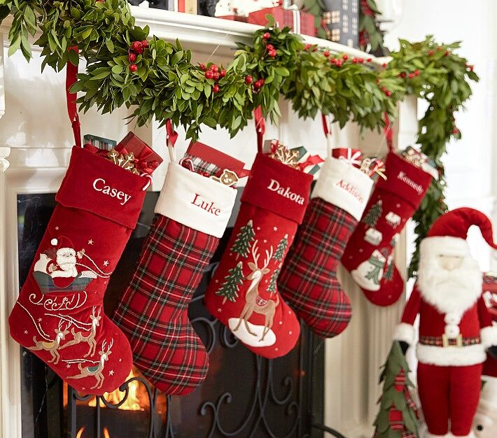 Plaid & Crewel Stocking Collection.jpg