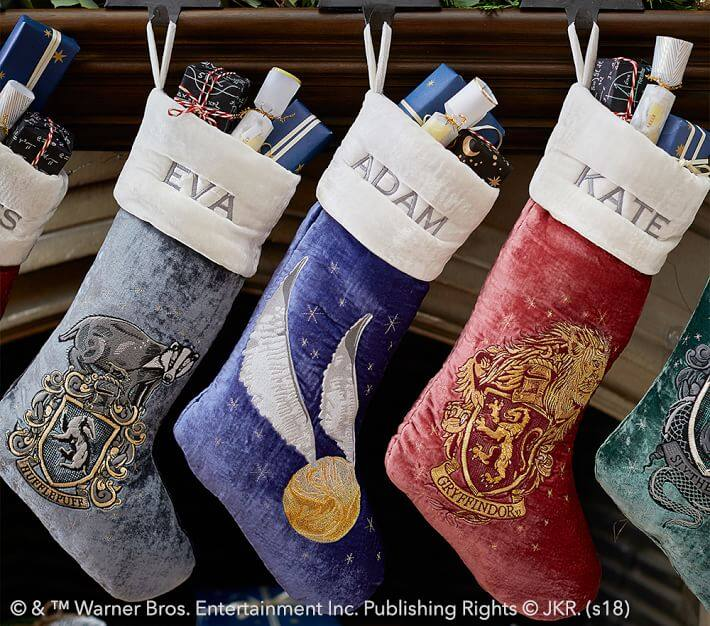 HARRY POTTER Stocking Collection4.jpg